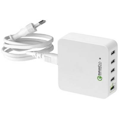 Quick Charge? 2.0 AC Adapter-weiß