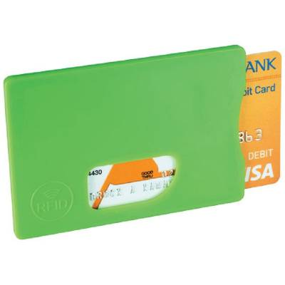 RFID Kreditkartenschutz-grün(hellgrün)