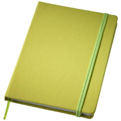 Rainbow Notizbuch M - grün