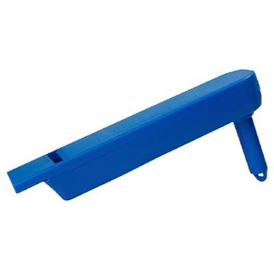 Ratsche Pfeife-blau
