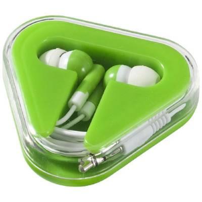 Rebel Ohrhörer-grün(limettgrün)