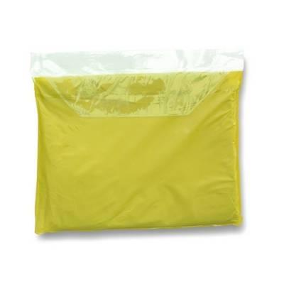 Regenponcho Regencape Fürth mit Kapuze-gelb-one size