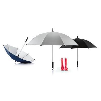 Regenschirm Essen 23'' - schwarz