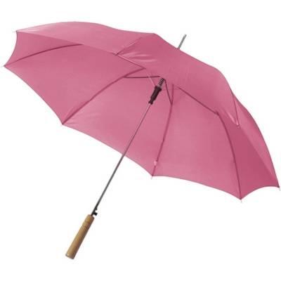 Regenschirm Schwerin-pink