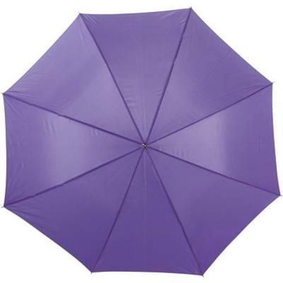Regenschirm Schwerin-purple
