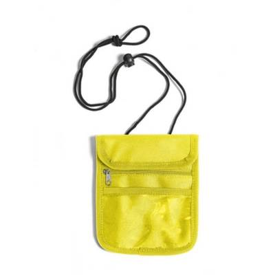 Reisebrieftasche Bonn-gelb-