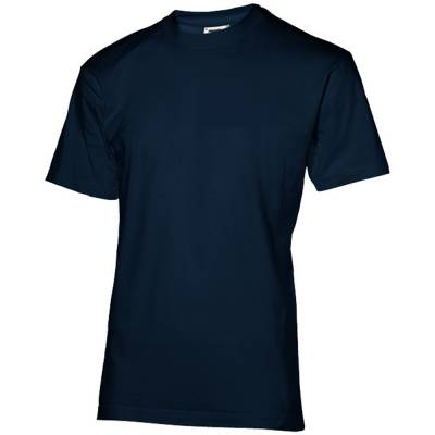 Return Ace Kurzarm T-Shirt-blau(navyblau)-L