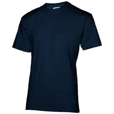 Return Ace Kurzarm T-Shirt-blau(navyblau)-XXXL