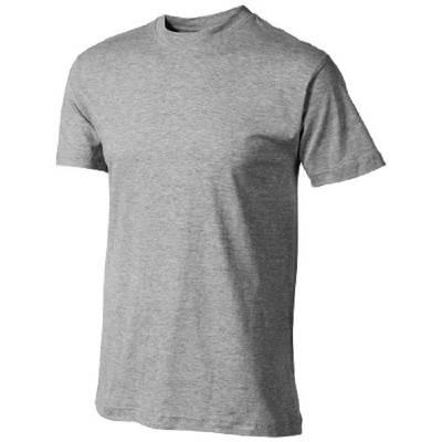Return Ace Kurzarm T-Shirt-grau(sportgrau)-XXXL