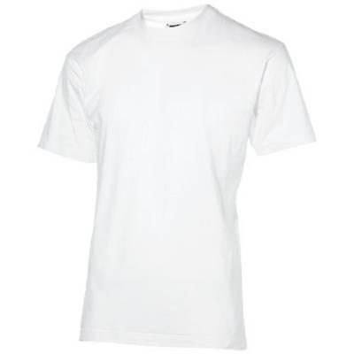 Return Ace Kurzarm T-Shirt-weiß-XXXL