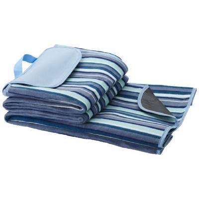 Riviera Picknickdecke - blau