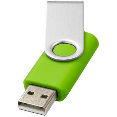 Rotate Basic USB Stick-grün(limettgrün)-32GB