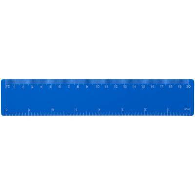 Rothko 20 cm PP-Lineal-blau