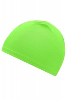 Running Beanie Buddy-grün(neongrün)-one size-unisex