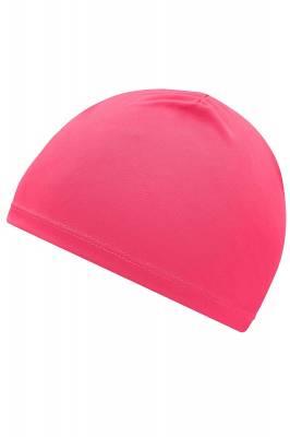 Running Beanie Buddy-pink-one size-unisex