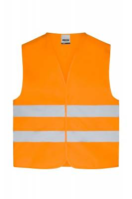 Safety Weste Kinder JN200K-orange(neonorange)-140-164