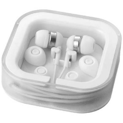 Sargas Ohrhörer-weiß