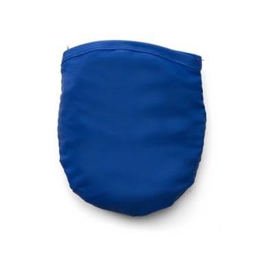 Schirmmütze, faltbar, mit passender Hülle - himmelblau