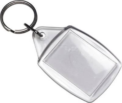 Schlüsselanhänger Fenster-transparent
