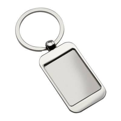 Schlüsselanhänger REFLECTS-CHADDERTON-silber(matt)