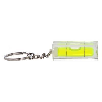 Schlüsselanhänger Speyer mit Wasserwaage-transparent