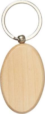 Schlüsselanhänger Woody-braun