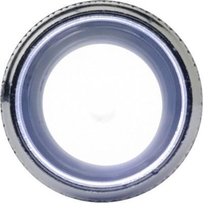 Schlüsselanhänger Görlitz mit LED-Lampe-silber-Fremdlager