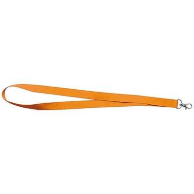 Schlüsselband / Lanyard Pavia - orange