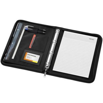 Schreibmappe A4-schwarz