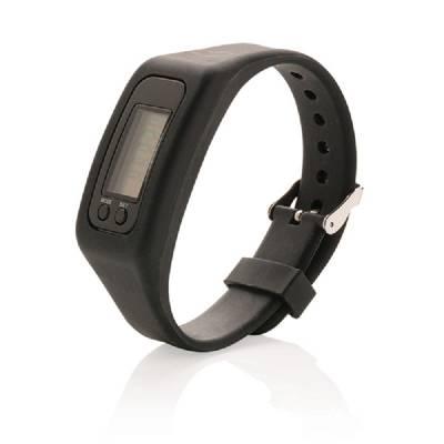 Schrittzähler Armband Fit-schwarz