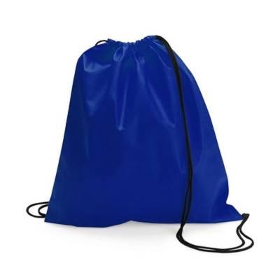 Schuhbeutel Wesel mit Kordel-blau