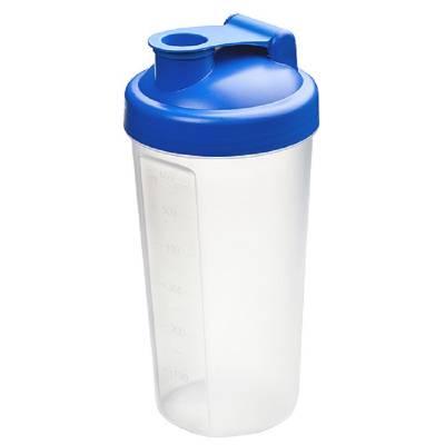 Shaker Flasche-blau