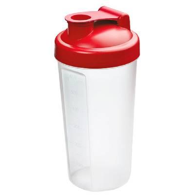 Shaker Flasche-rot