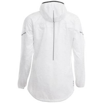 Signal Reflektierende verpackbare Damen Jacke weiß XS