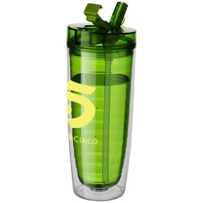 Sipper Isolierflasche-grün