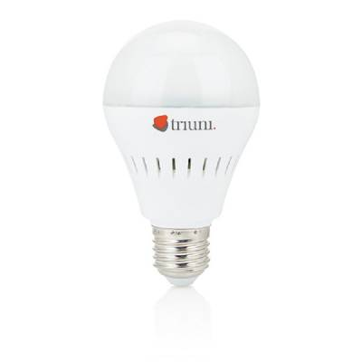 Smart Glühbirne mit Bluetooth Lautsprecher - weiß