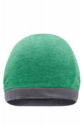 Sommer Beanie Lazy-grün-one size-unisex