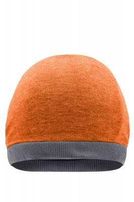 Sommer Beanie Lazy-orange-one size-unisex