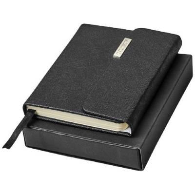 Sonata Taschennotizbuch-schwarz