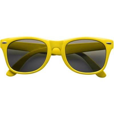 Sonnenbrille Trabzon-gelb