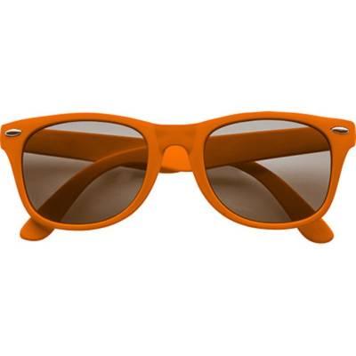Sonnenbrille Trabzon-orange