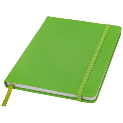 Spectrum A5 Notizbuch-grün(hellgrün)-keine-liniert