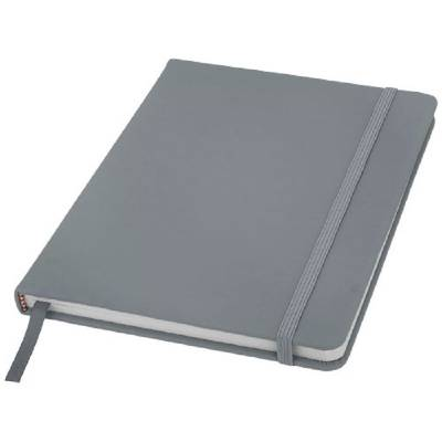 Spectrum A5 Notizbuch-silber-keine-liniert