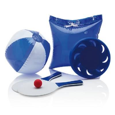 Spieleset Sommer - blau