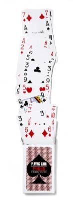 Spielkarten Parkano-mehrfarbig