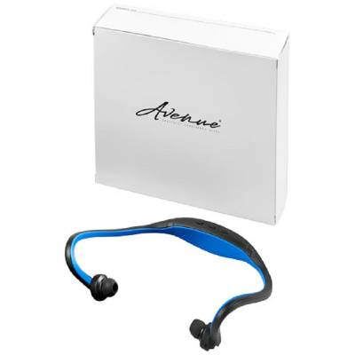Sport Drahtlose Ohrhörer-schwarz