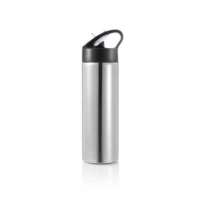 Sport Trinkflasche Chemnitz - silber