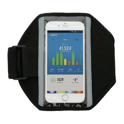 Sportarmband Basic - schwarz