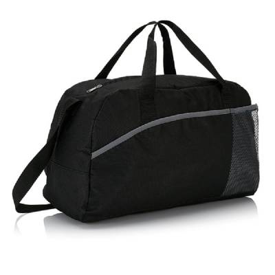 Sporttasche Saalfelden - schwarz