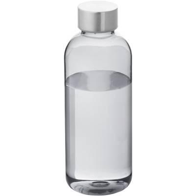 Spring Flasche-silber